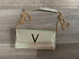 Goldene Valentino Clutch