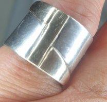 Goldschmiede Gouden ring zilver-goud