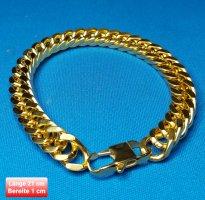 Goldfarbener Armband aus Chirurgenstahl