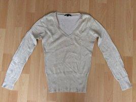 Goldfarbener Pullover von Amisu in der Größe xs