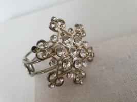 Sztywna bransoletka srebrny