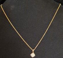 Goldkette Damen 750 Gelbgold ohne Anhänger