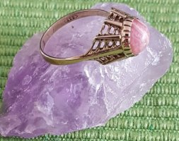 Von Oma Vintage Gold Ring multicolored