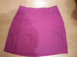Golfino Falda pantalón violeta
