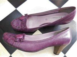 Tamaris Chaussure décontractée violet-violet cuir