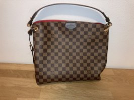 Louis Vuitton Handtas donkerbruin