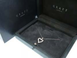 GRAFF Heart Necklace