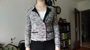 Charles Vögele Tweed Blazer multicolored