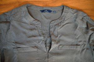 Graublaue Bluse