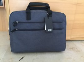 graue Businesstasche / Crossover Bag von Jost