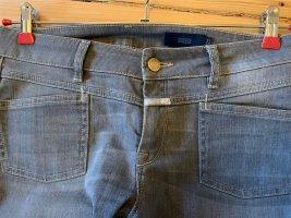 Graue Closed Jeans - Pedal X
