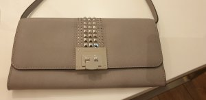 Graue Clutch von Michael Kors