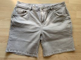 Graue Hot Pants von Street One