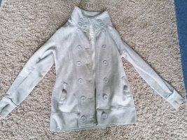 Poolgirl Giacca-camicia grigio chiaro-grigio