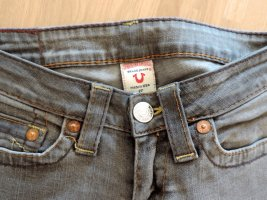 Graue Jeans von True Religion