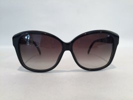 Lacoste Butterfly Glasses black-silver-colored acetate