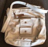Liebeskind Berlin Handbag light grey leather