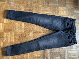 Graue Noisy May Jeans