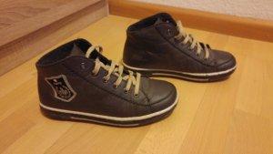 Graue Rieker Schuhe Gr 37