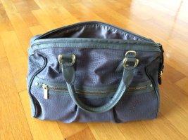 Graue Tasche von Benetton