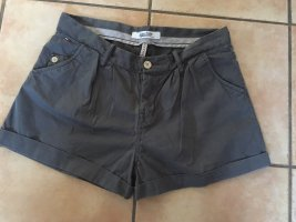 Graue Tommy Hilfiger Shorts