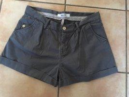 Graue Tommy Hilfiger Shorts