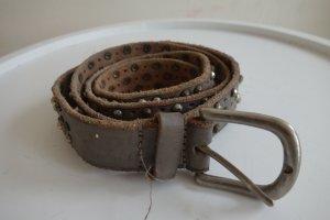 Cowboysbelt Cintura di pelle multicolore Pelle
