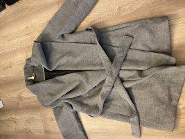 H&M Manteau polaire gris