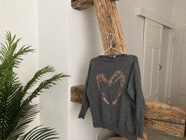 Grauer Pullover Mint Velvet XS