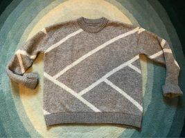 Grauer Pullover von Minimum xs