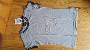 graues Kurzarm T-Shirt NEU Gr. M