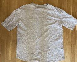 Graues Oversized Shirt von Zara trf