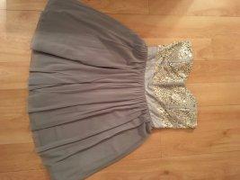 Elise Ryan Sequin Dress multicolored