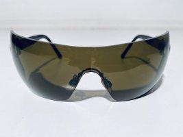 Große Burberry Sonnenbrille in Braun Modell B 3009