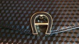 Aigner Pochette black-gold-colored