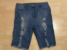 3/4 Length Jeans blue
