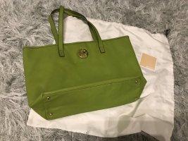 Michael Kors Torba shopper jasnozielony-zielony