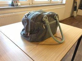 Große Tasche 2 in 1 mit Zusatztasche