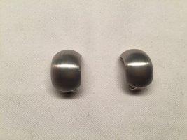 Orecchino a clip argento Metallo