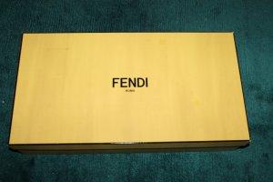 Großer Fendi Stiefelkarton / Box / Schachtel / Karton