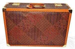 Großer Koffer (Vintage) von Escada