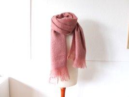 COS Bufanda de lana multicolor