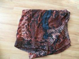 Bufanda de lana multicolor Poliéster
