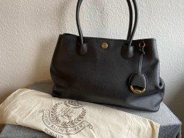 Ralph Lauren Shopper zwart-goud