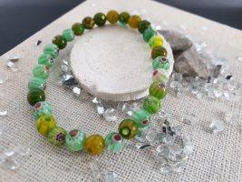 Bransoletka zielony neonowy-zielony