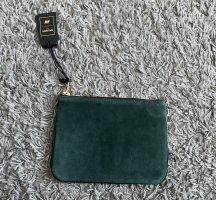 Grüne clutch