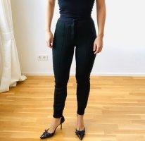 Dolce & Gabbana High Waist Trousers dark green-black