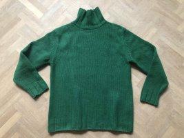 Closed Jersey holgados verde Lana