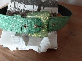 Cinturón pélvico verde hierba