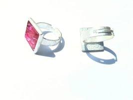 Gubo Ring - Pink Schimmer - Sommer Pur - Neu